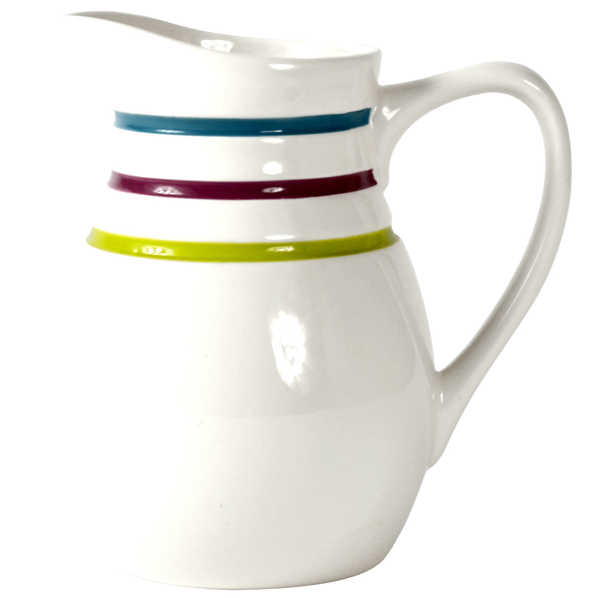 Haven Brights Collection Striped Jug