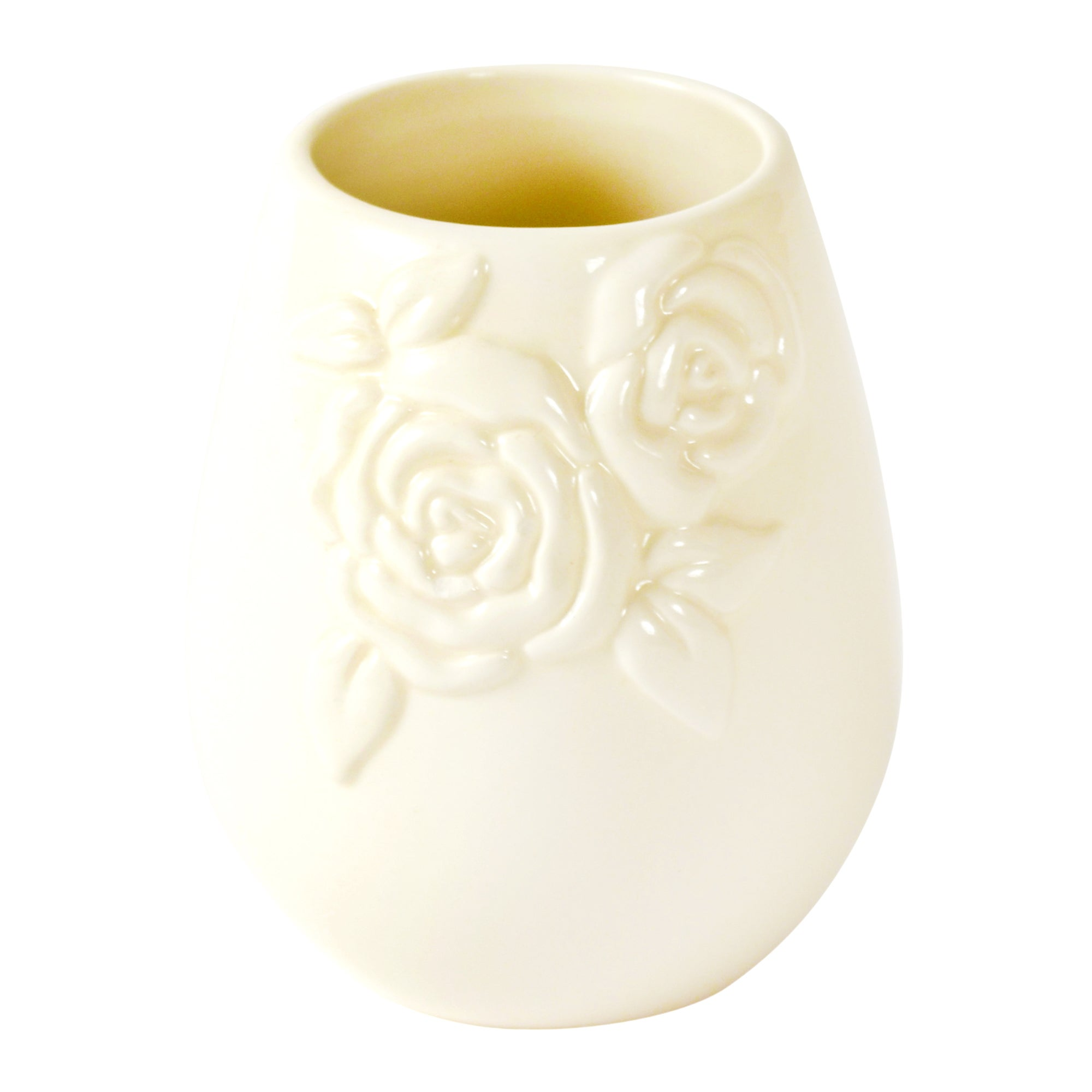 Rose Collection Embossed Tumbler