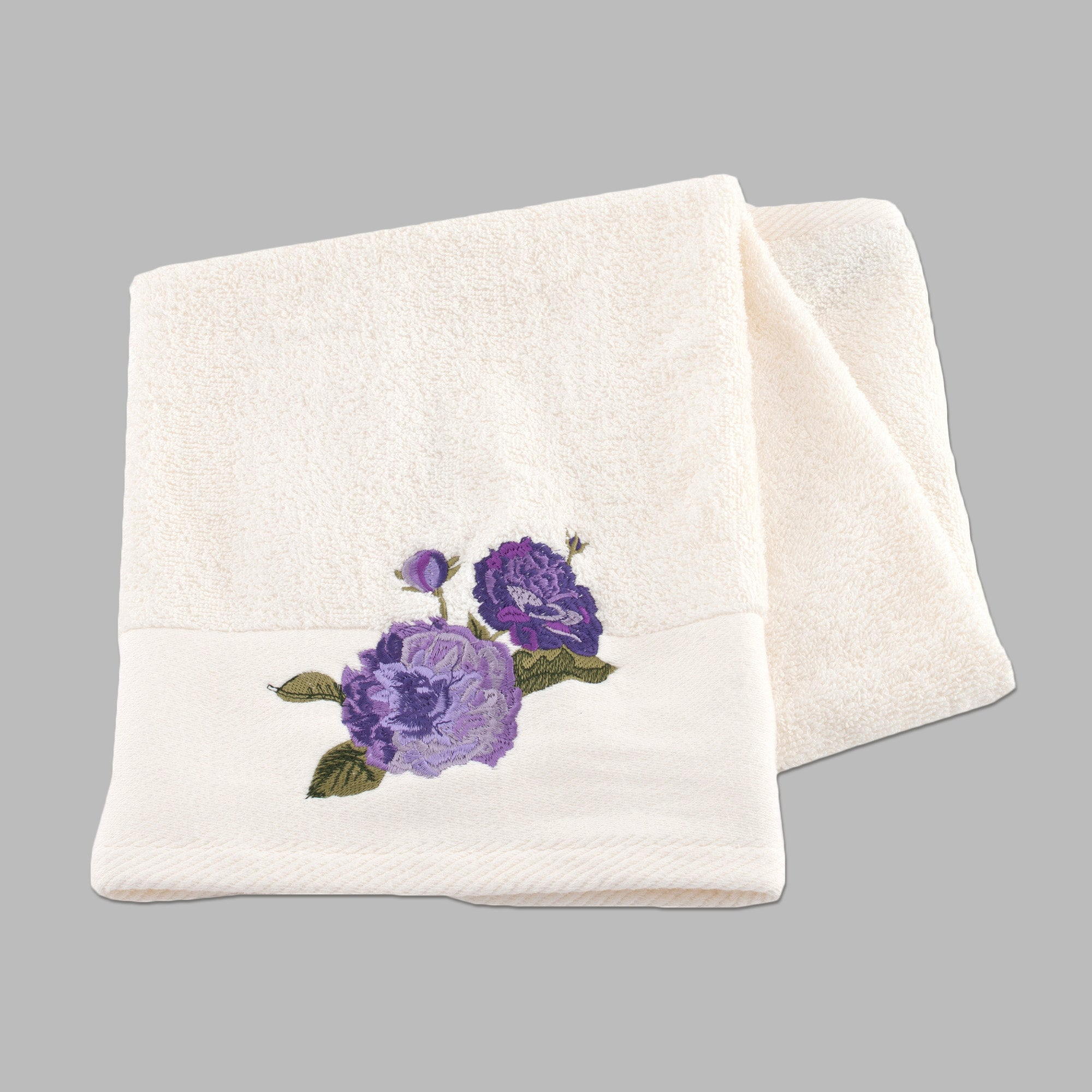Natural Florence Hand Towel