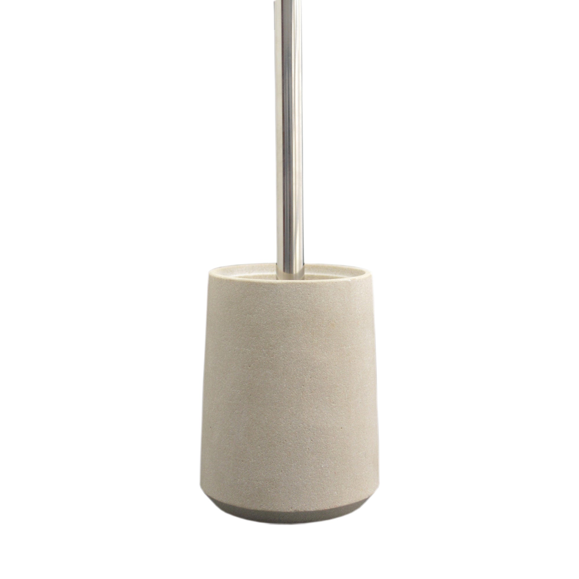 Dorma Belvedere Stone Toilet Brush Holder