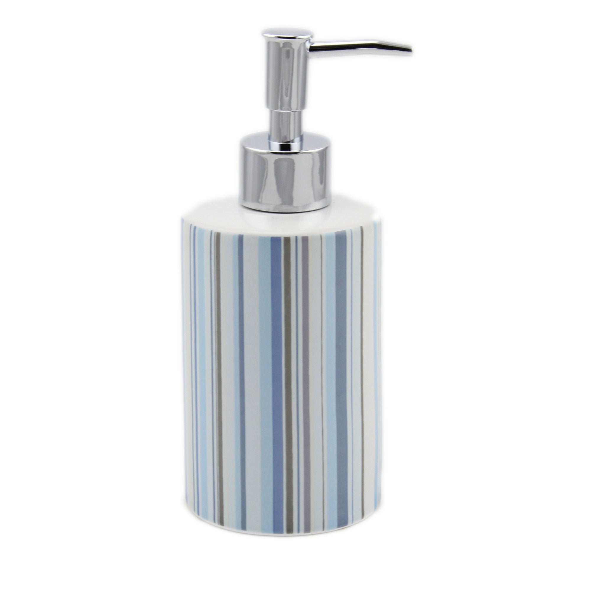 Teal Newhaven Collection Lotion Dispenser