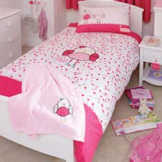 Kids Bella Birdy Collection Duvet Cover Set