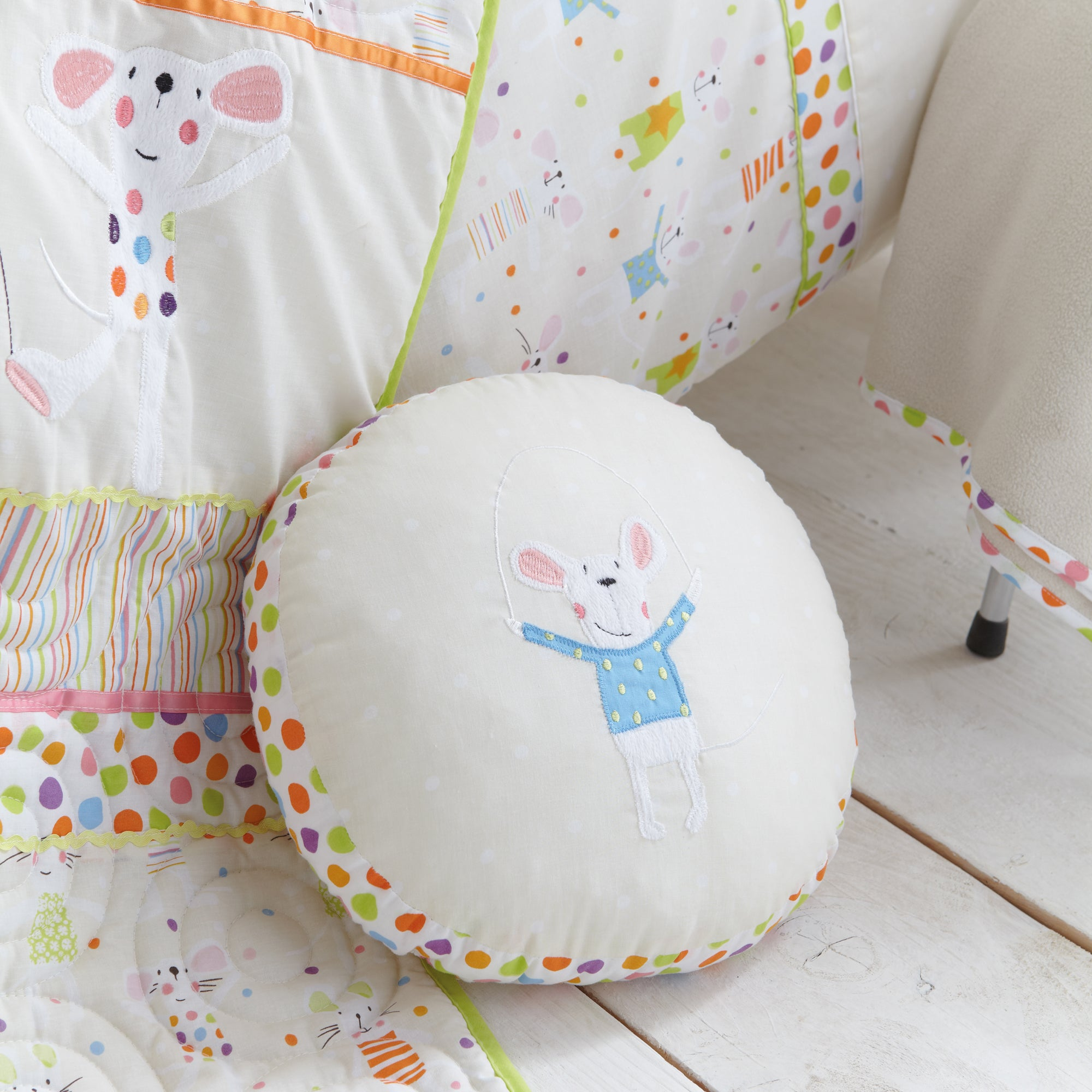 Kids Charlie & Friends Collection 3D Cushion