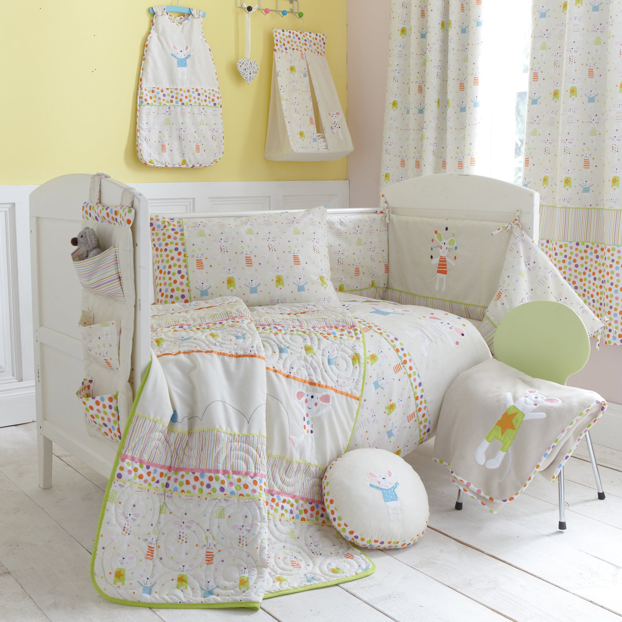 Kids Charlie and Friends Bedlinen Collection