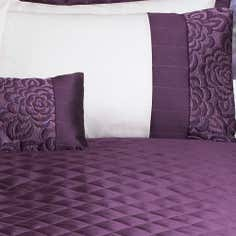 Plum Elizabeth Collection Housewife Pillowcase