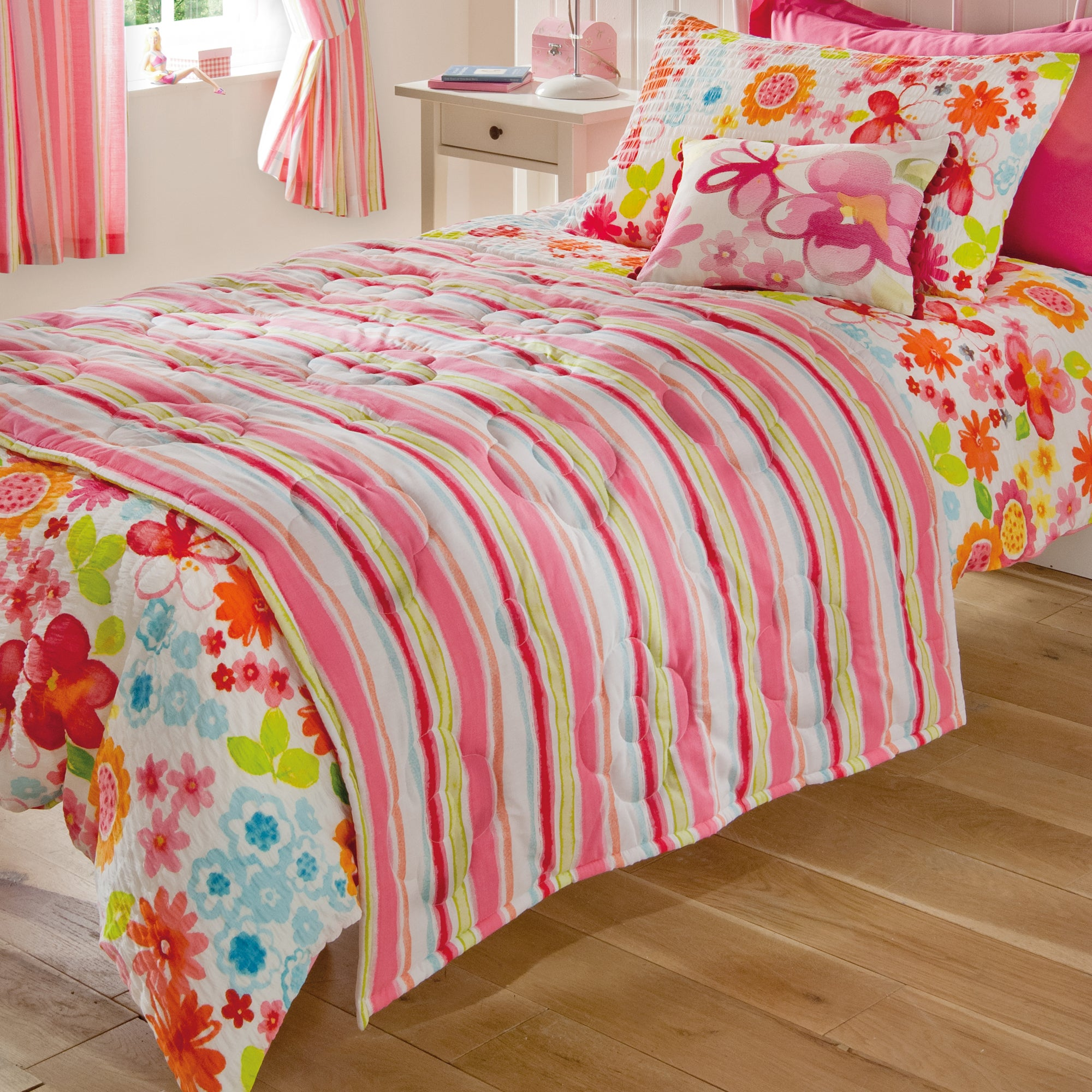 Kids Rainbow Burst Bedlinen Collection