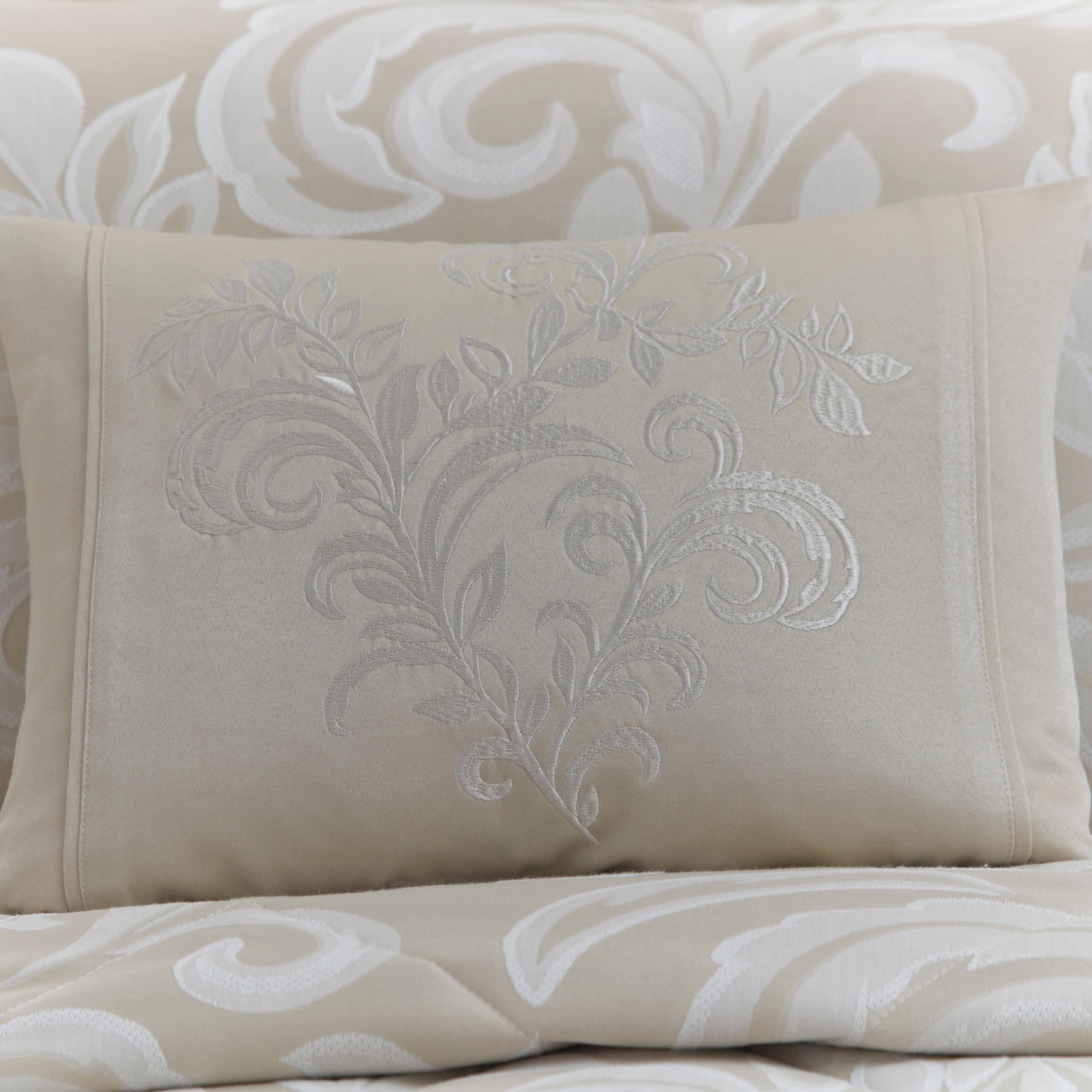 Dorma Gold Versailles Collection Cushion