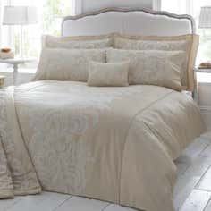 Dorma Gold Versailles Collection Duvet Cover