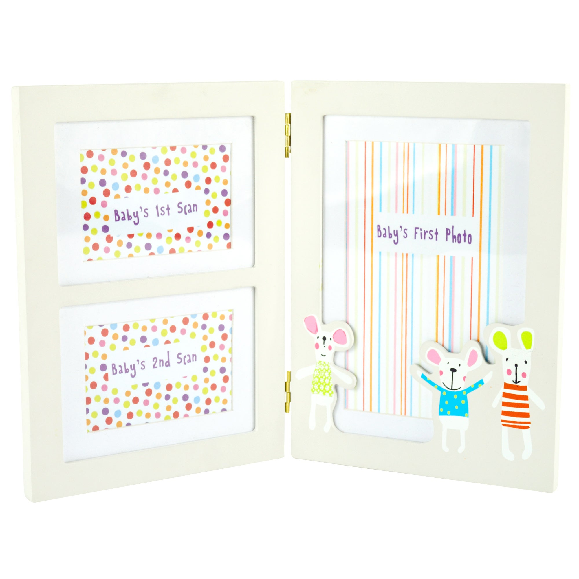 Kids Charlie and Friends Collection Hinged Photo Frame