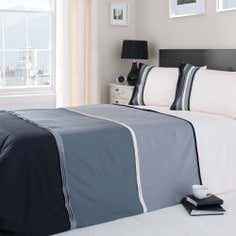 Ice Shalimar Collection Duvet Set