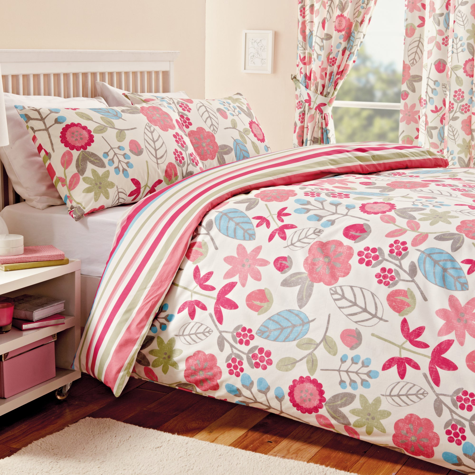 Tutti Frutti Collection Duvet Cover Set