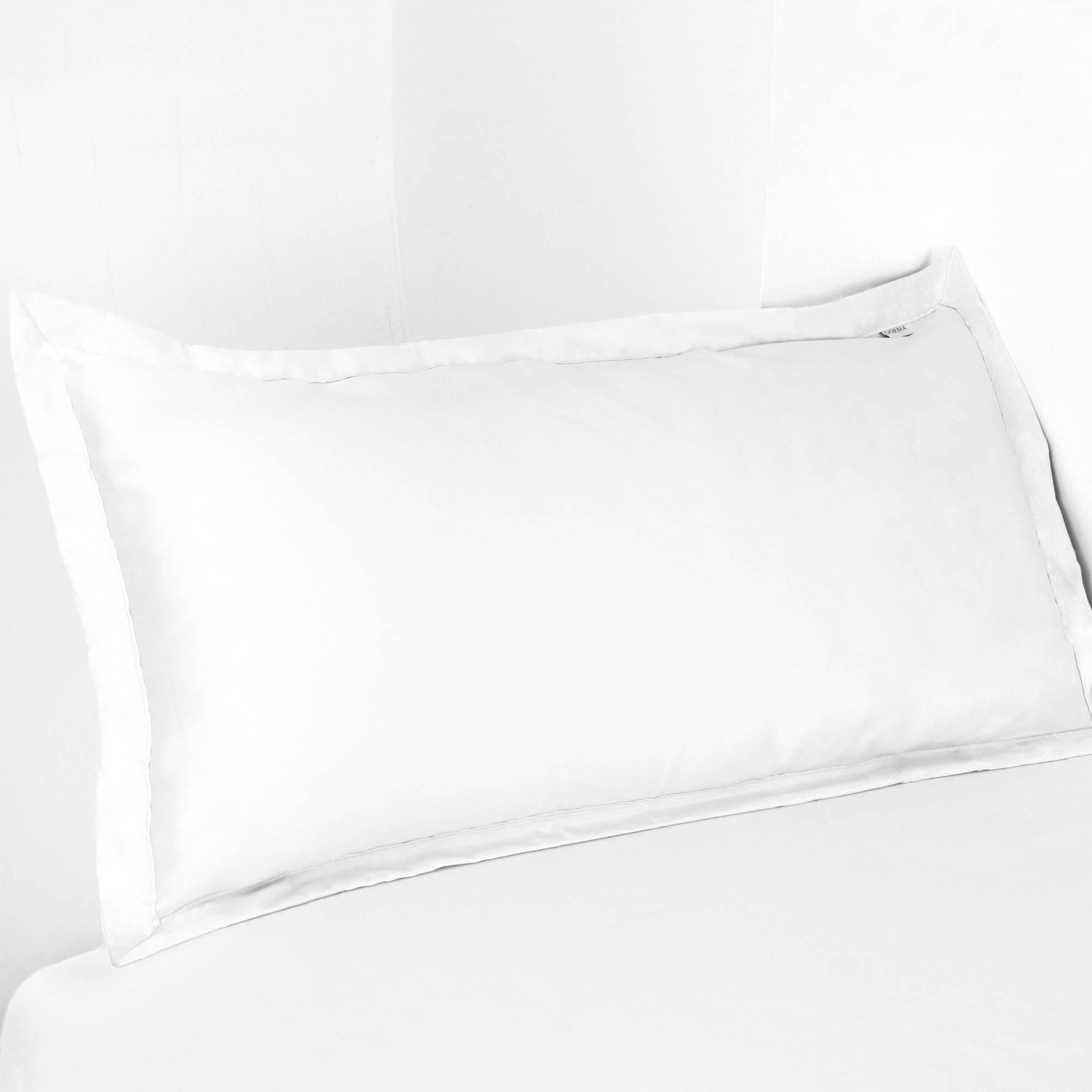Dorma 350 Thread Count Plain Dye Collection Large Cotton Oxford Pillowcase