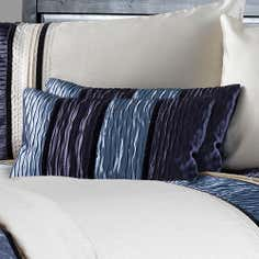 Blue Manhattan Collection Boudoir Cushion