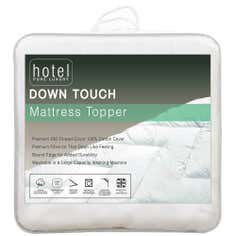 Hotel Down Touch Mattress Topper