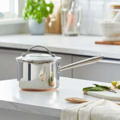 Infinity Copper Collection Saucepan