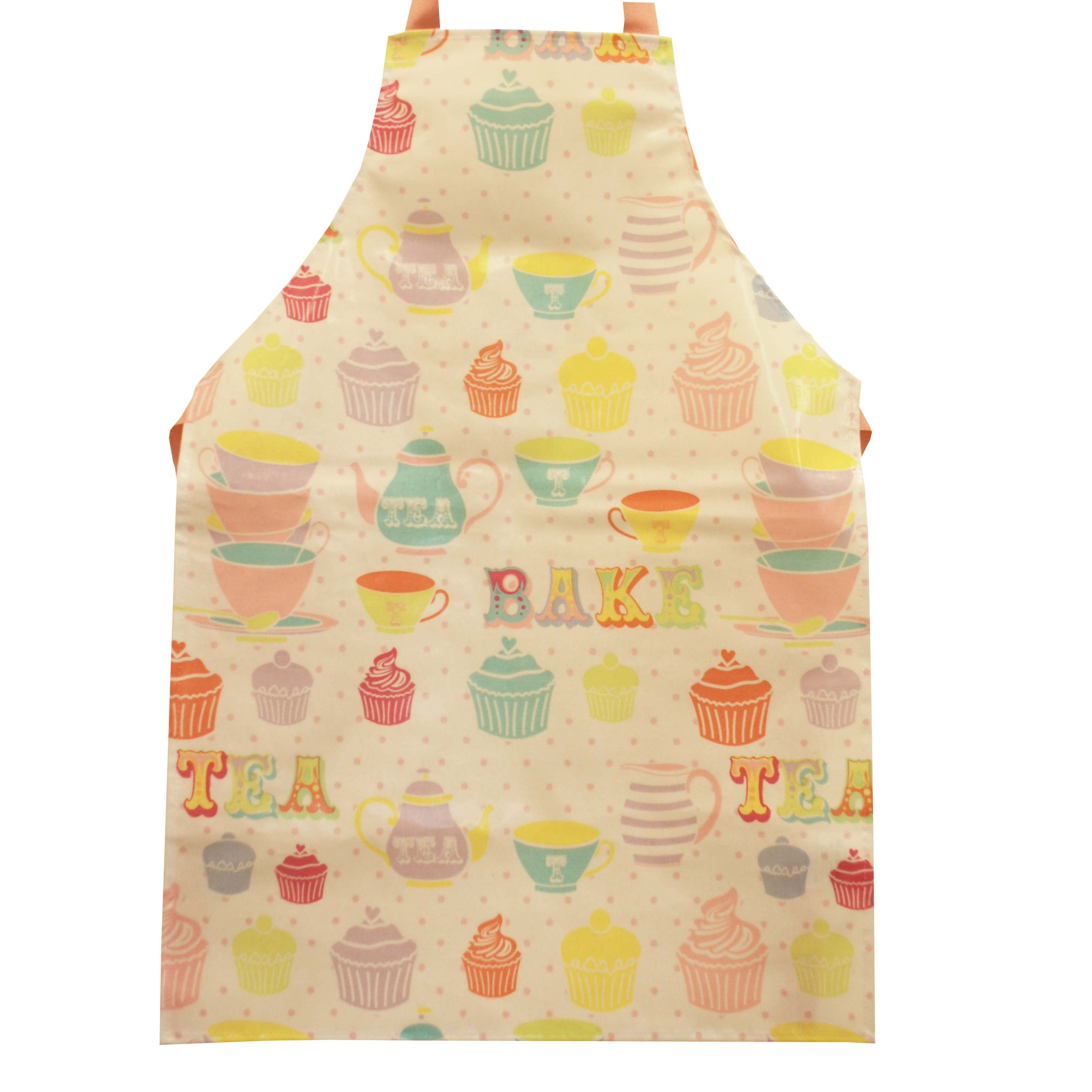 Girls Patterned Junior Apron