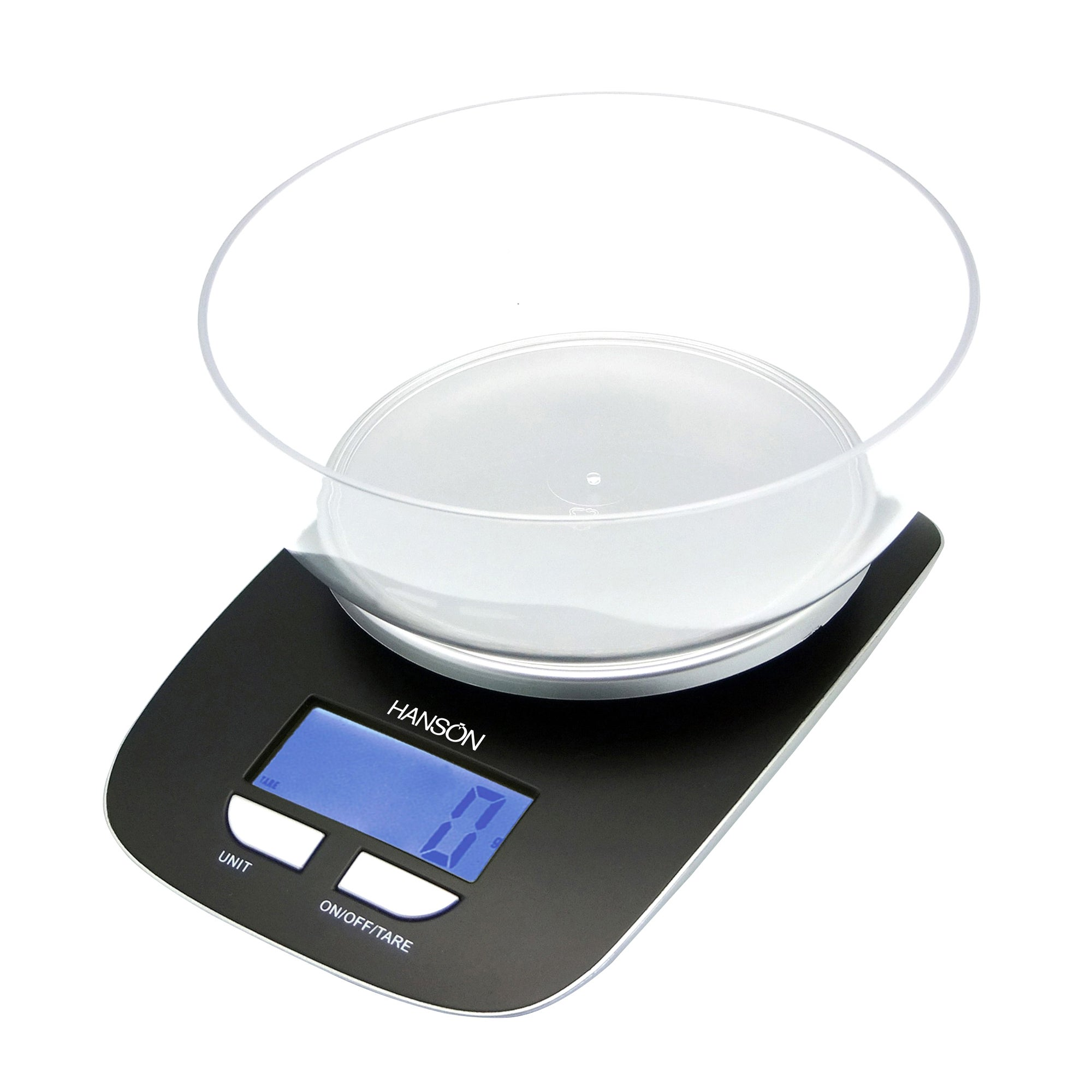 Hanson 3kg Electronic Scale with Bowl
