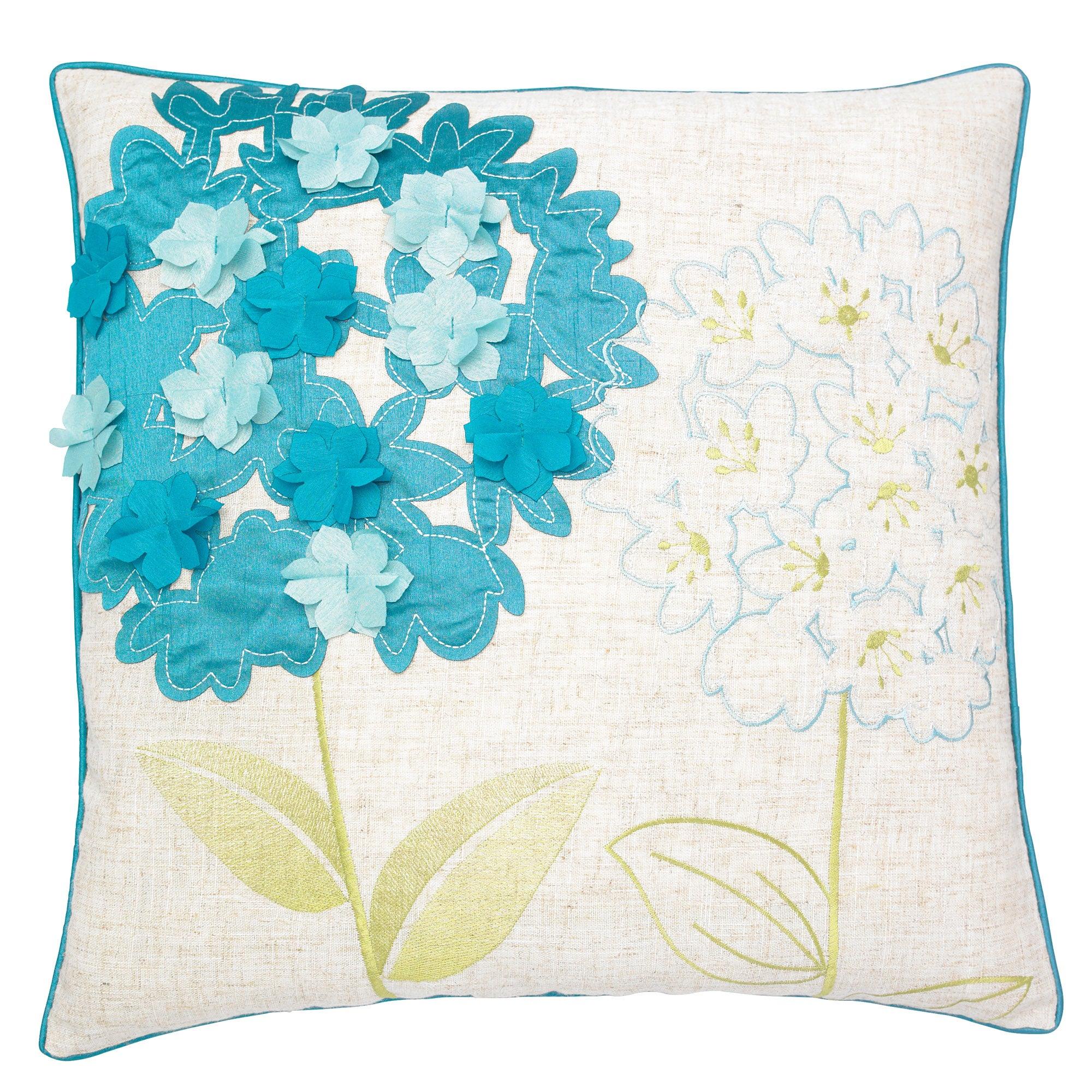 Hydrangea Cushion
