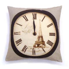 Clock Cushion