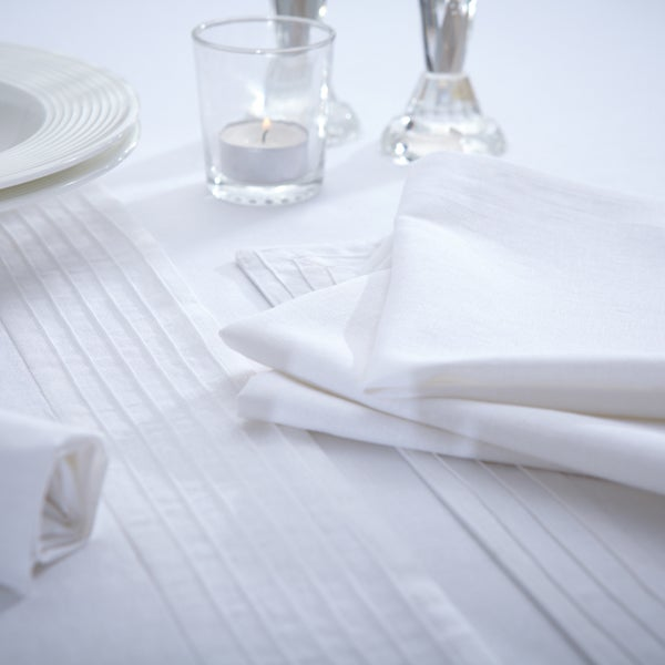 Dorma Elizabeth Collection Set of 4 Napkins