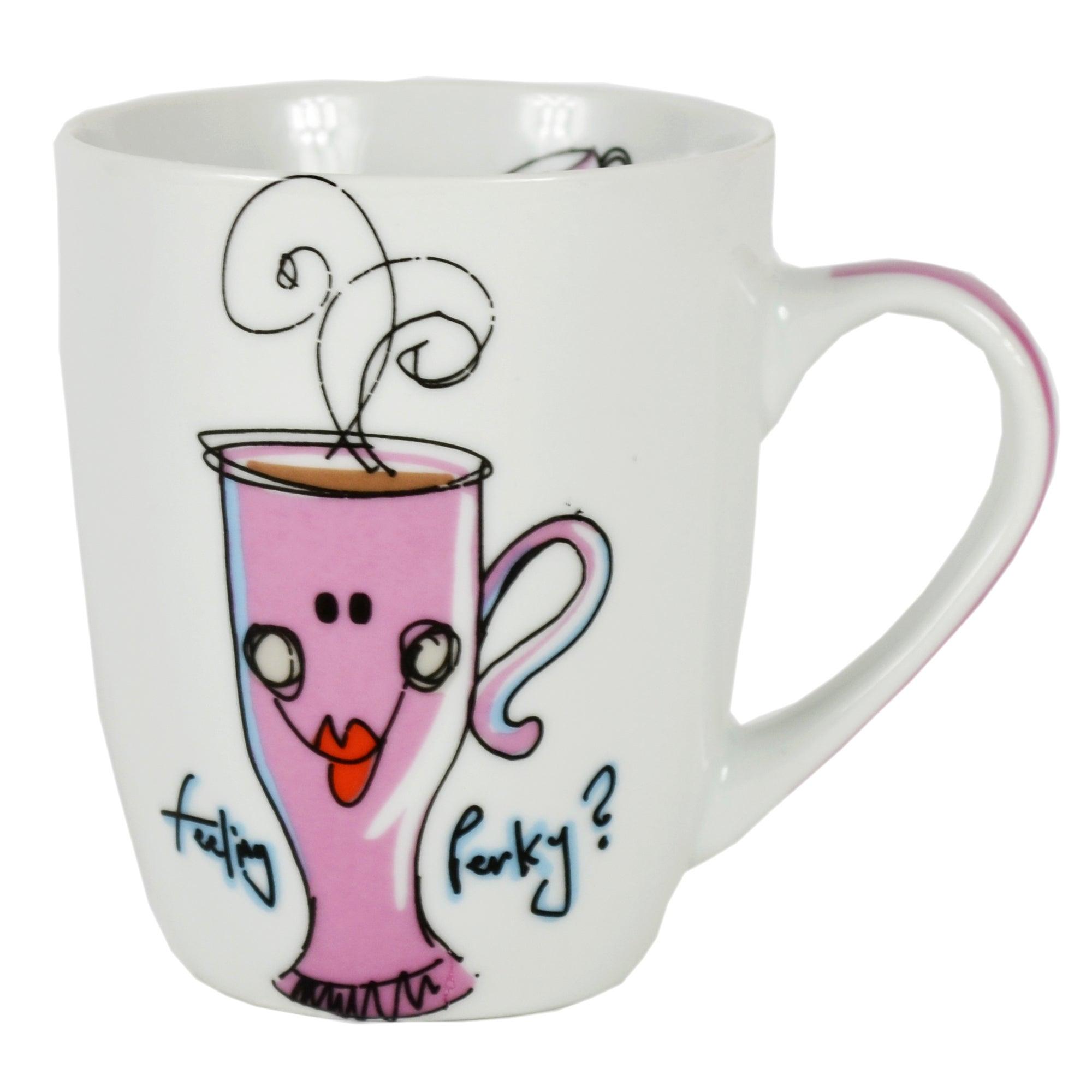 Feeling Perky Mug