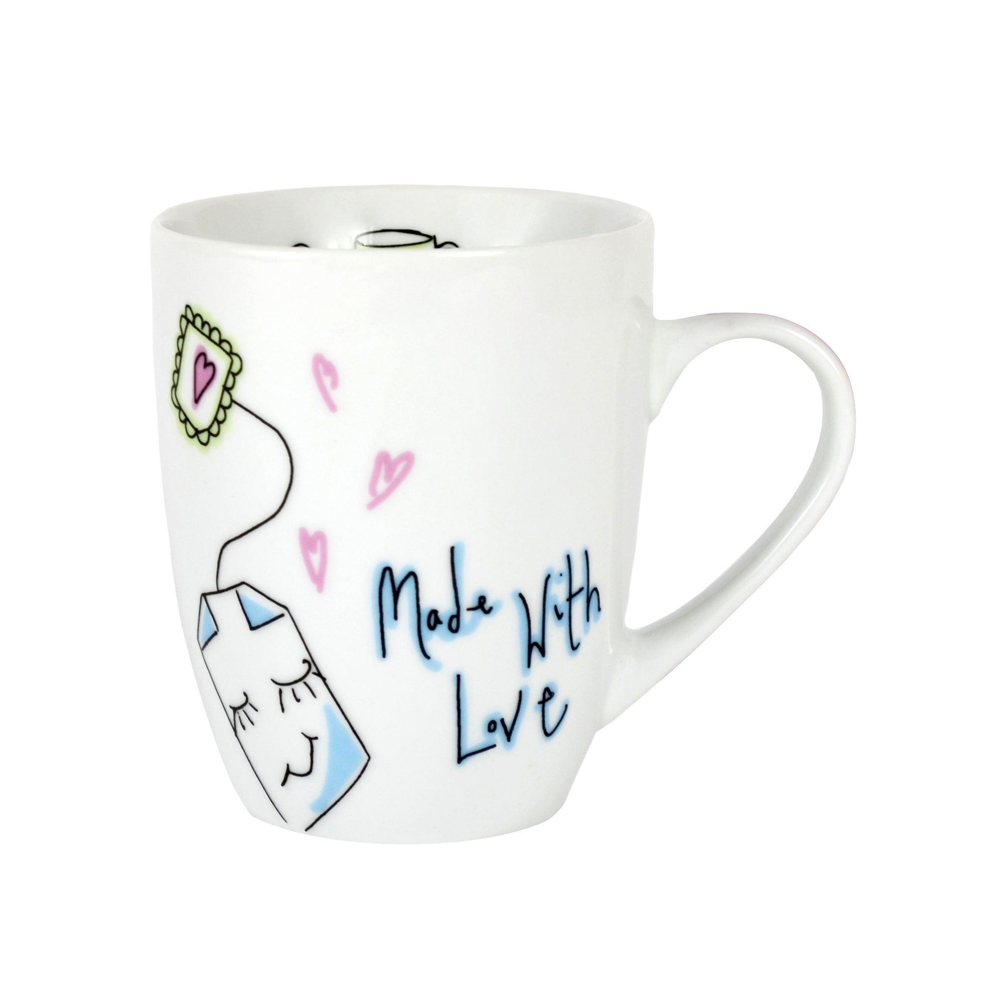 Made with Love Mug