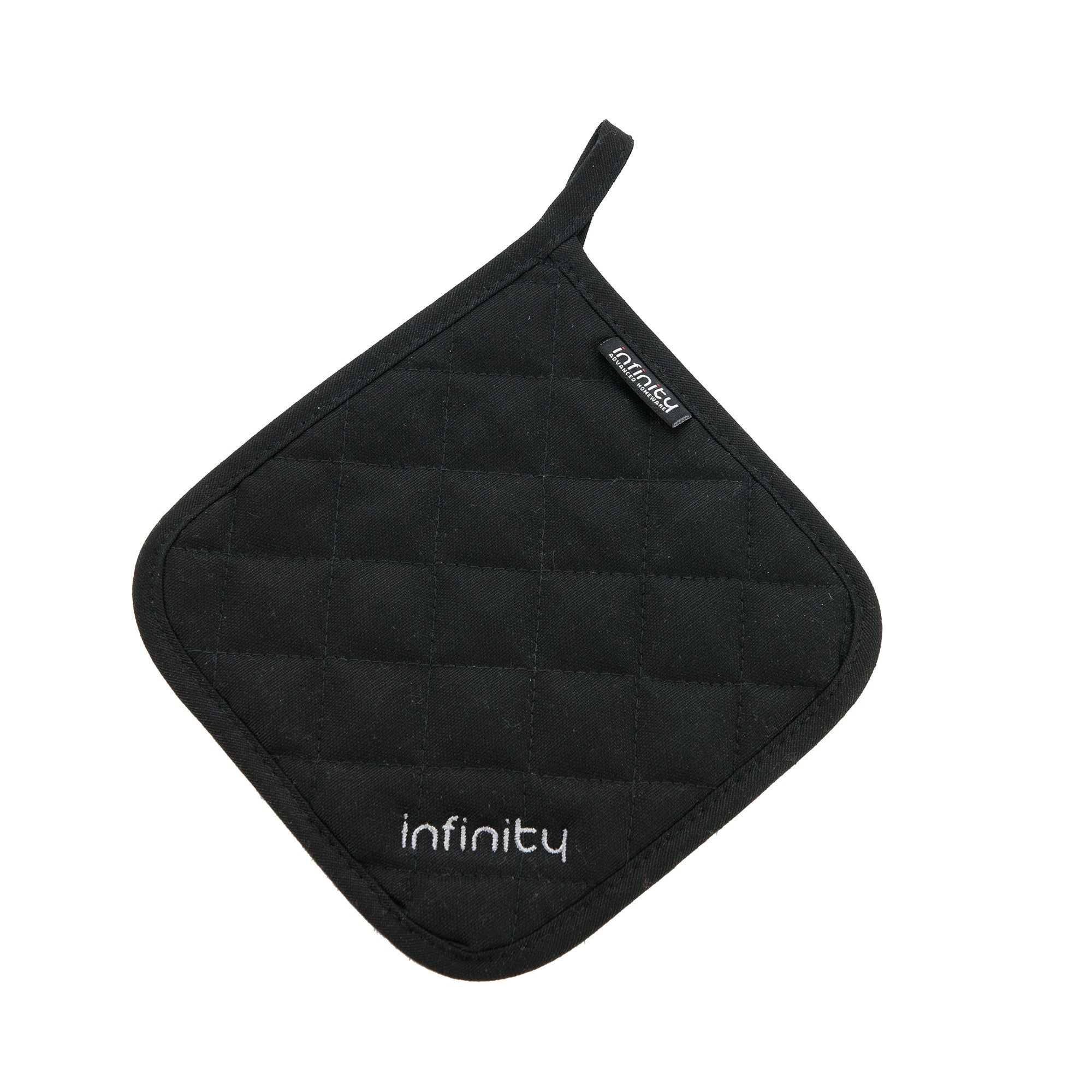 Cookshop Infinity Black Pot Holder