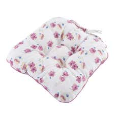 Floral Watercolour Collection Seat Pad