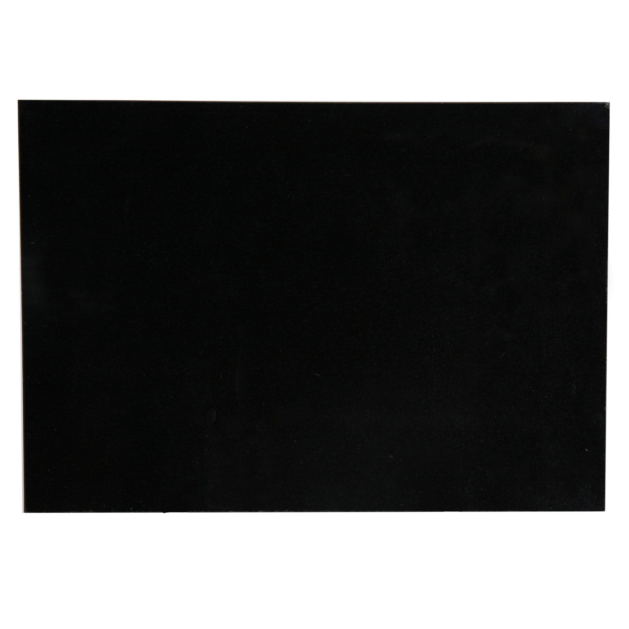 Black Granite Set of 2 Placemats