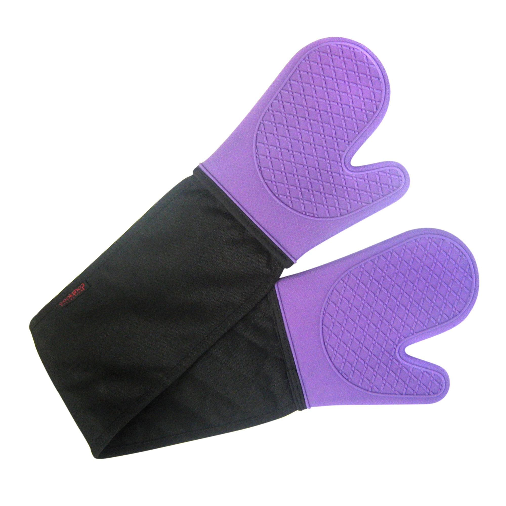 Purple Spectrum Collection Silicone Double Oven Glove