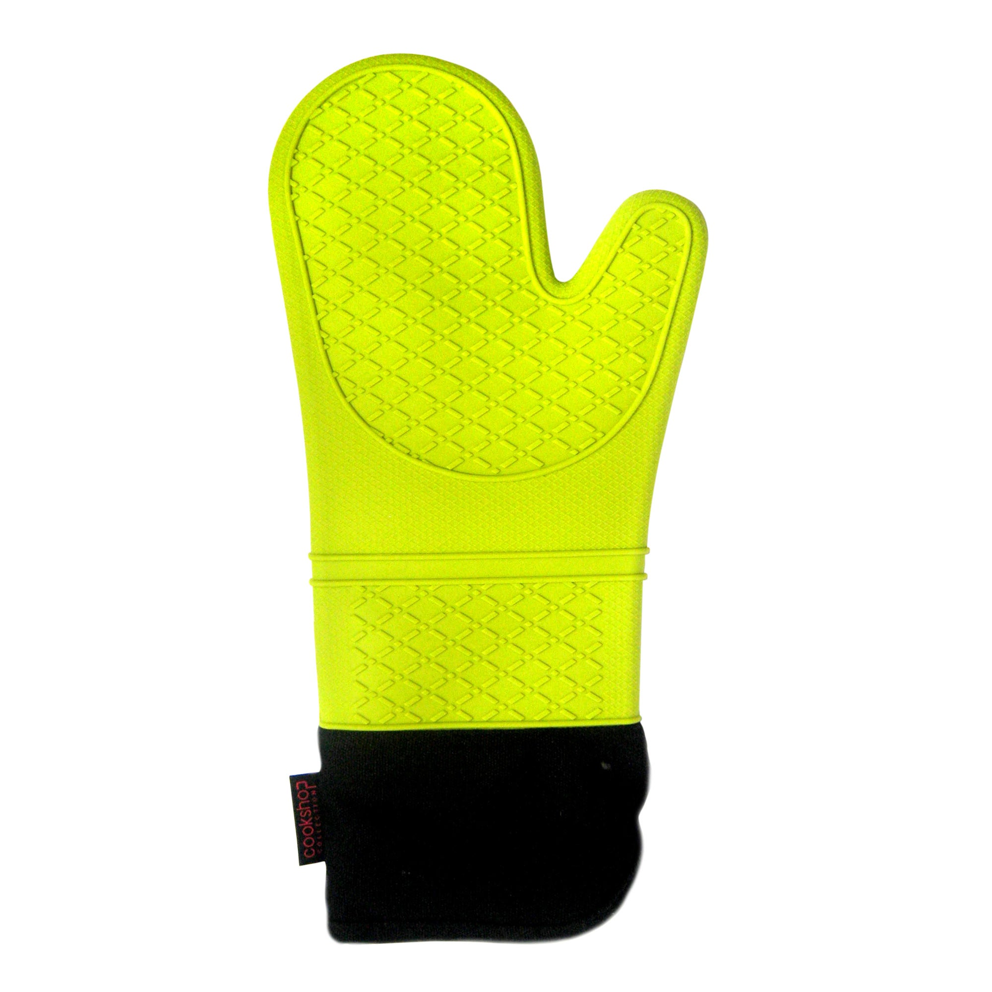 Lime Spectrum Collection Silicone Oven Glove