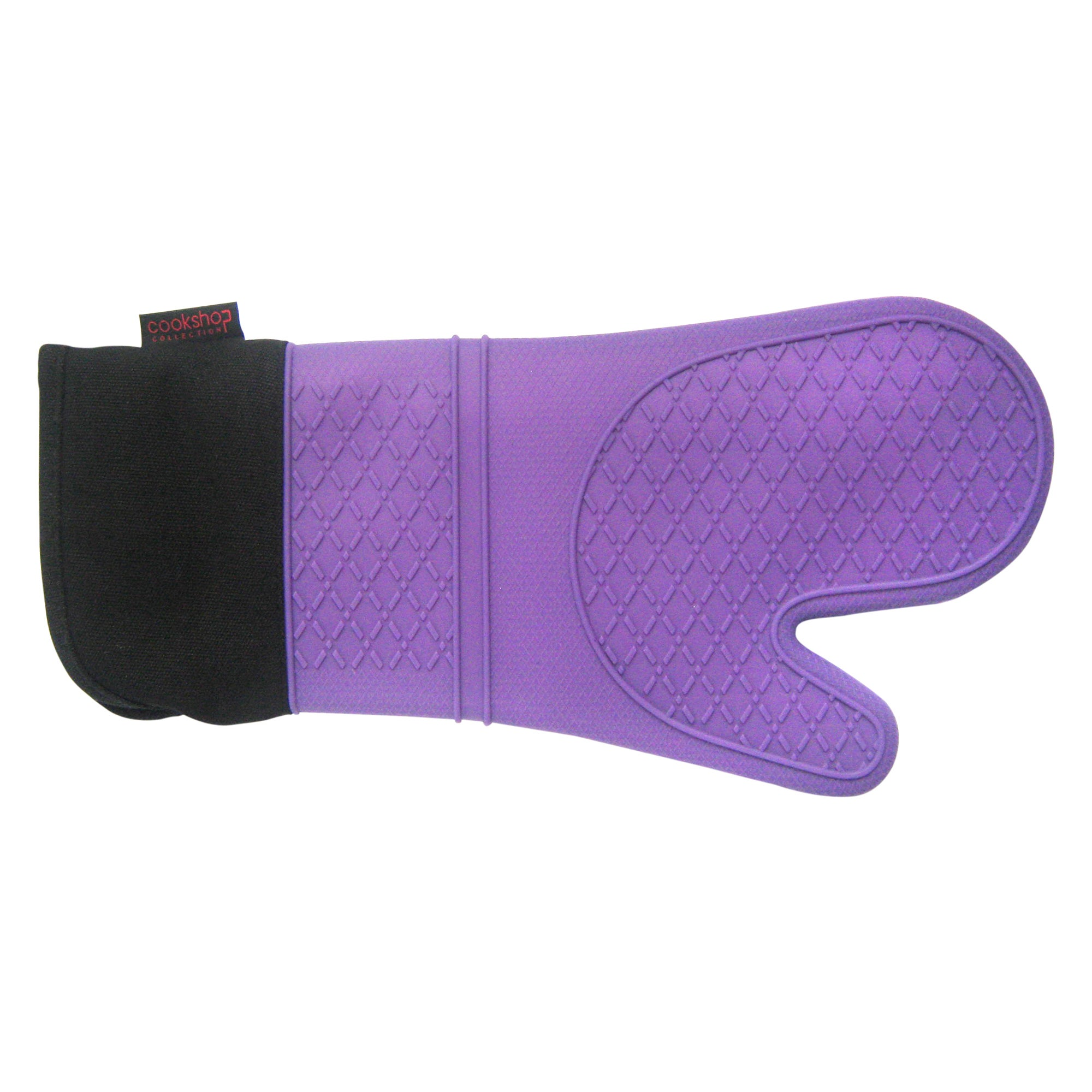 Purple Spectrum Collection Silicone Oven Glove