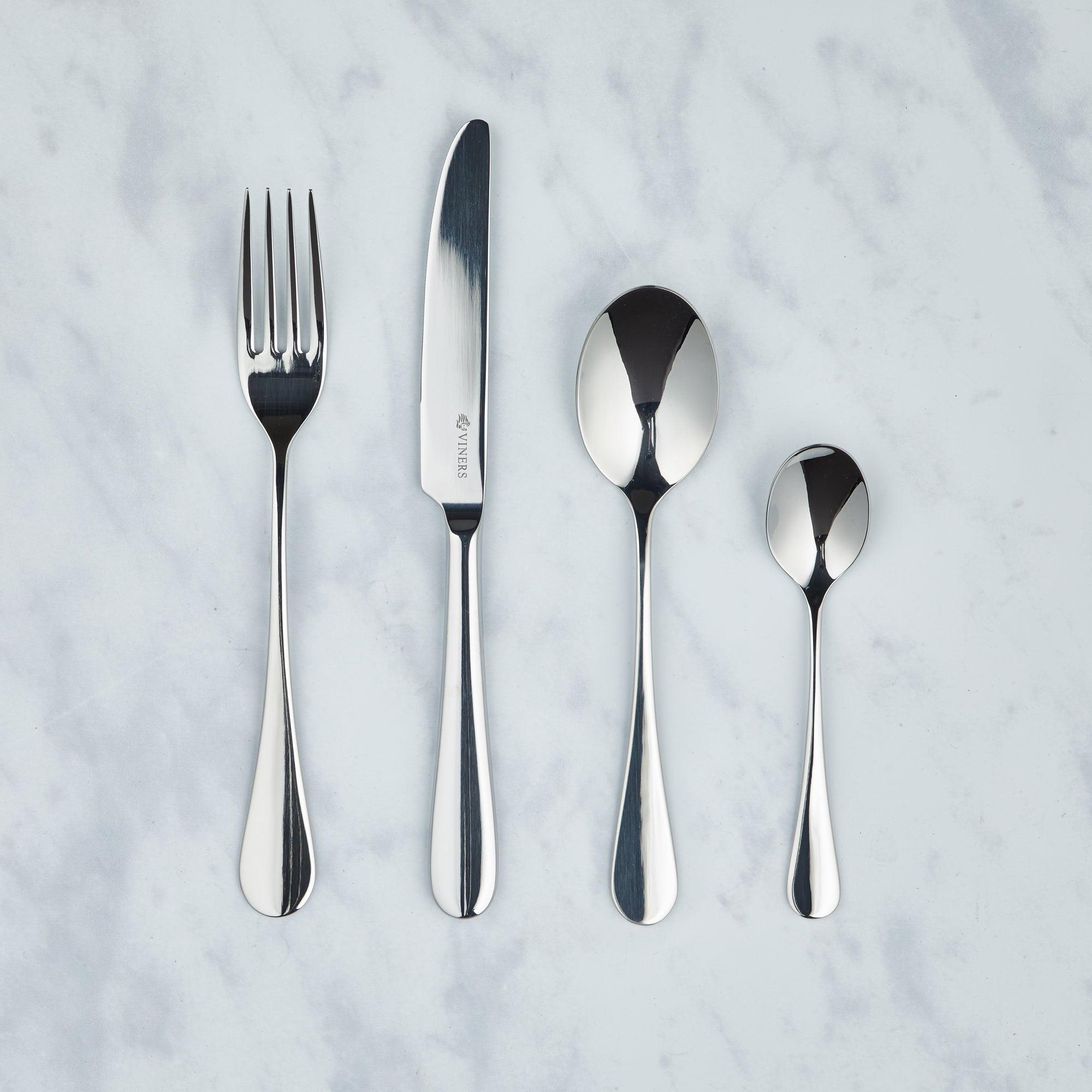 viners select 16 piece cutlery set dunelm. Black Bedroom Furniture Sets. Home Design Ideas