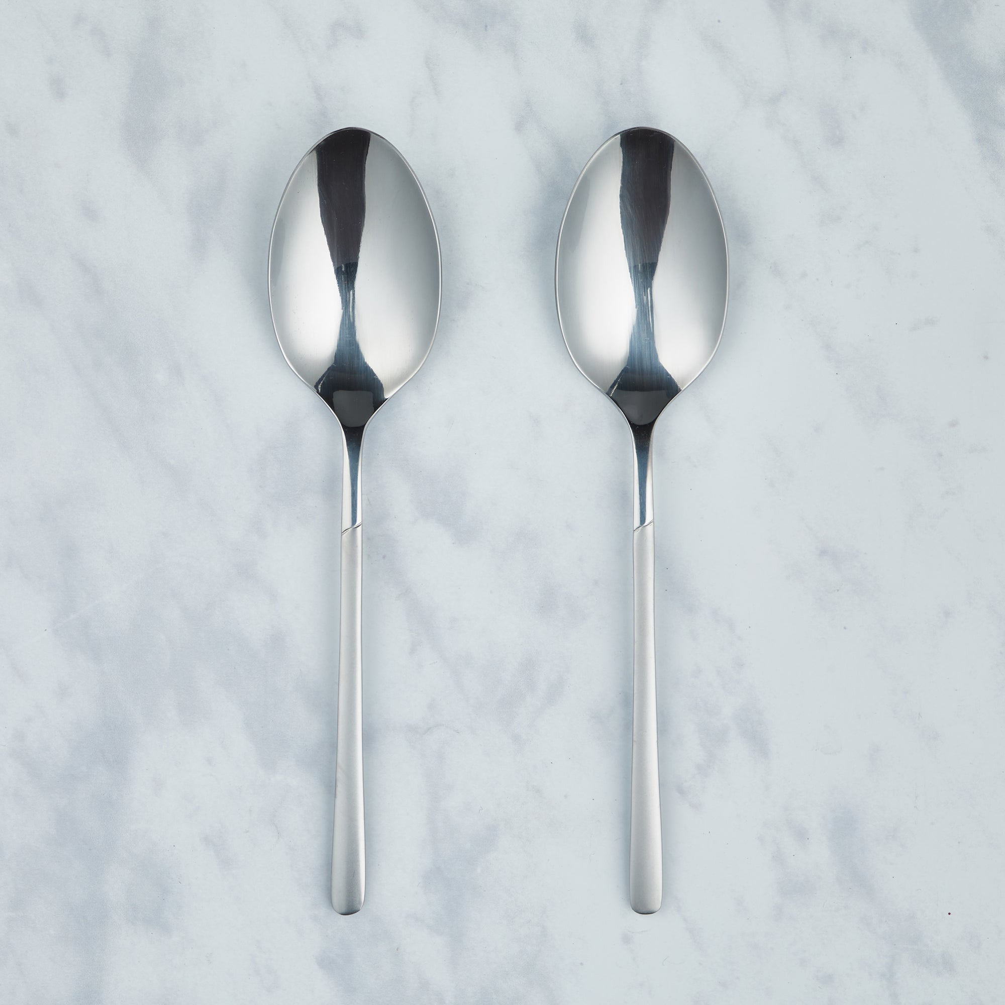Rayware Alderley Collection Set of Two Serving Spoons