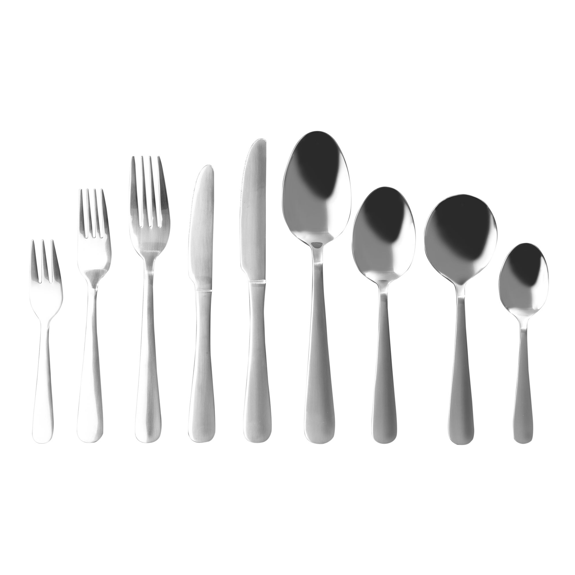 Rayware Camden Collection 50 Piece Cutlery Set