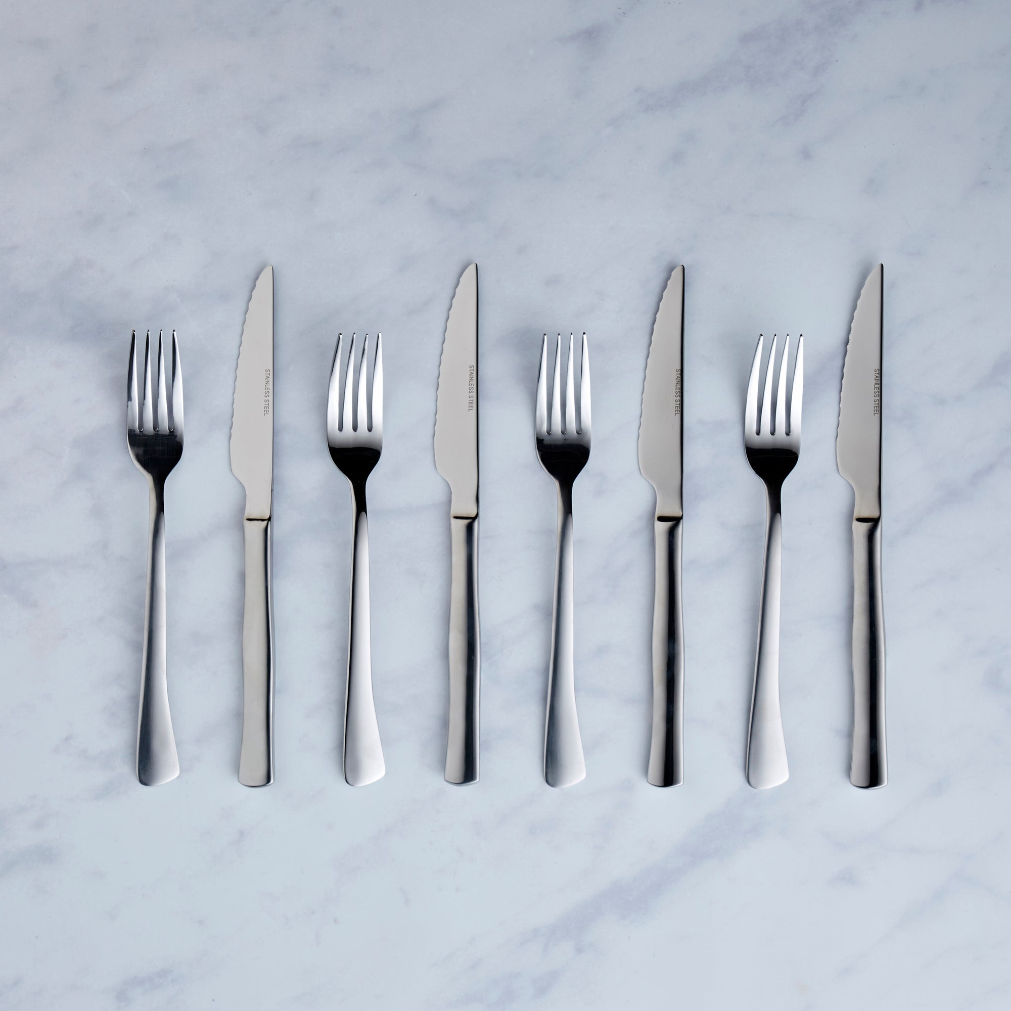 Rayware Epsom Collection 8 Piece Steak Knife Set