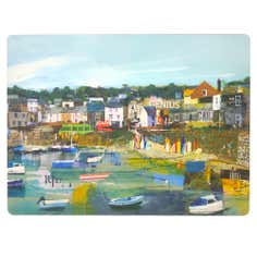 Coastal Collection Set of 6 Placemats