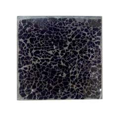 Crackle Glass Collection Set of 4 Coasters