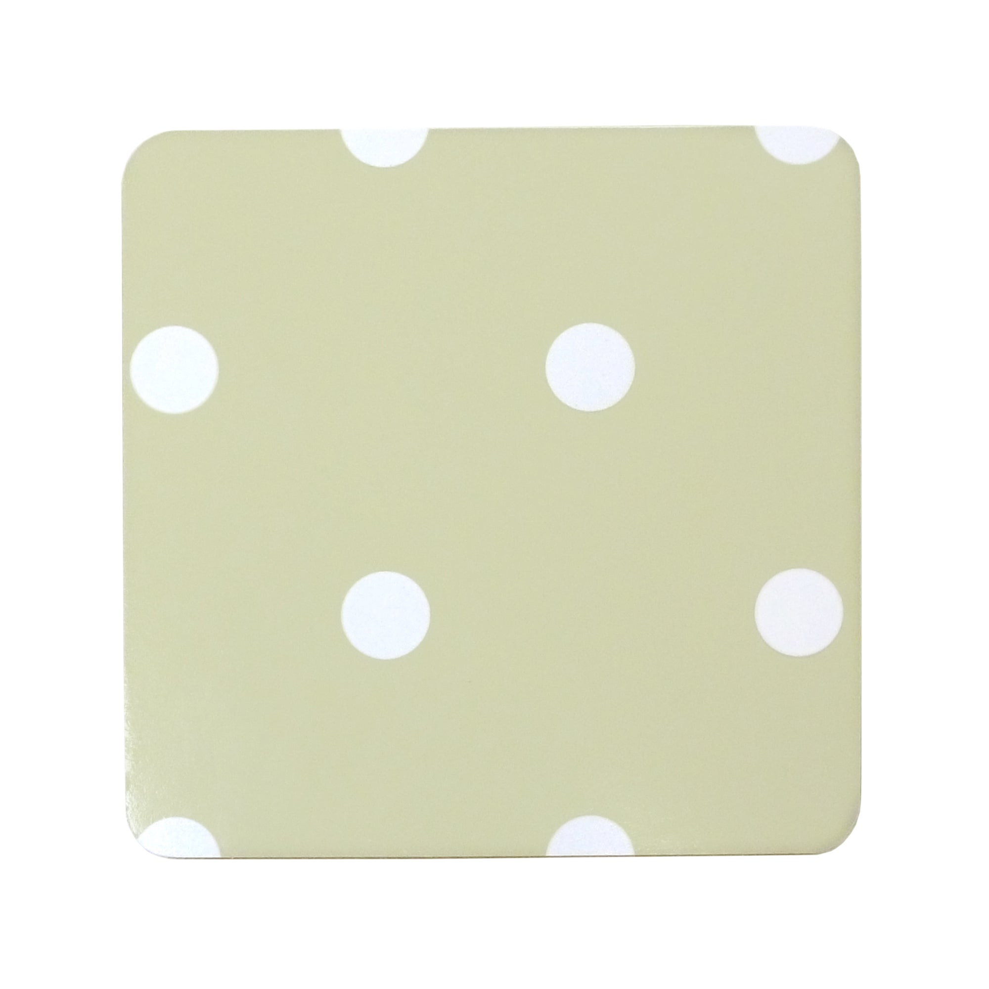 Dotty Collection Set of 6 Coasters
