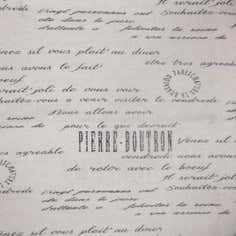 Script PVC Fabric