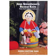 Paton Jean Greenhowe's Bazaar Knits Book