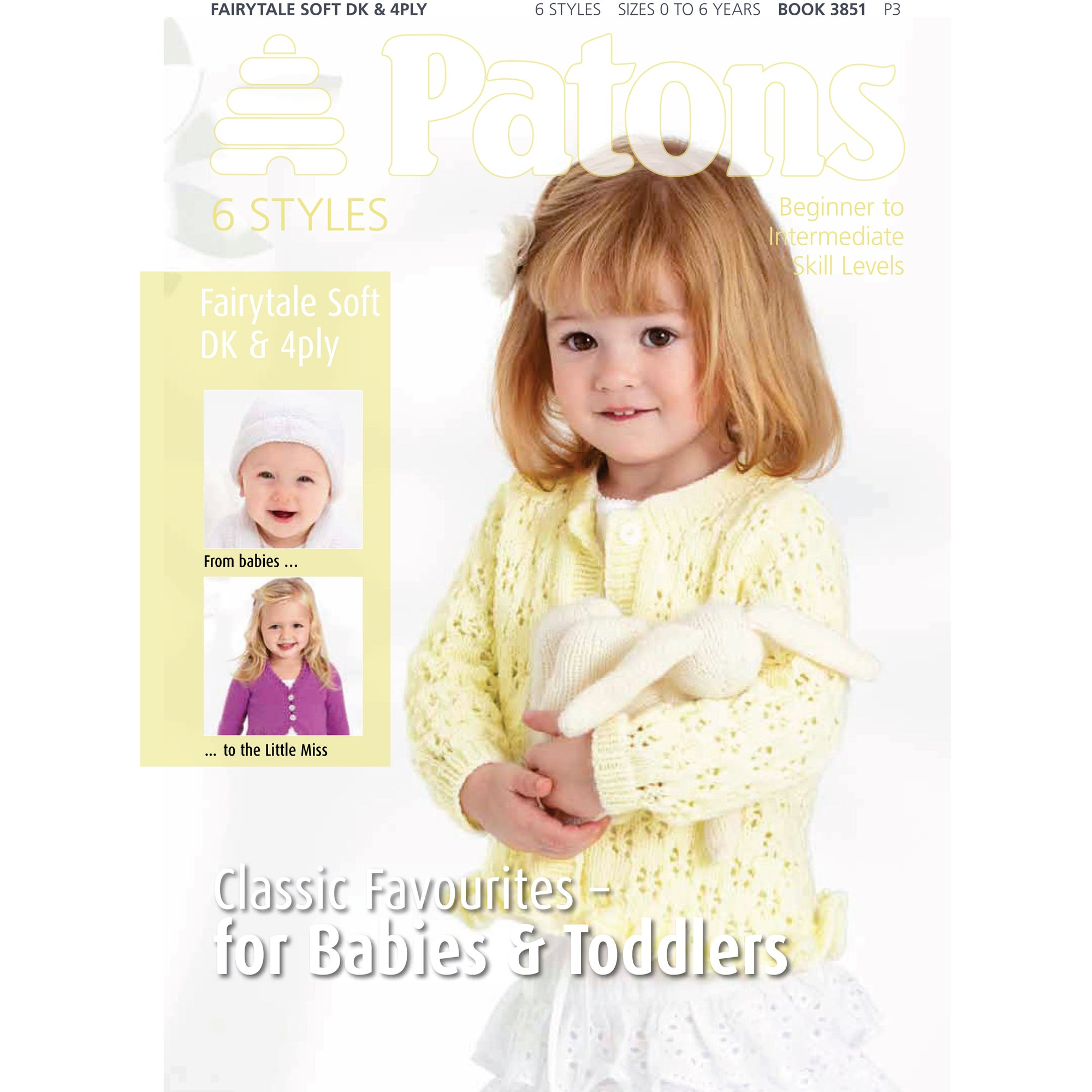 Cosy Baby Styles in Fairytale Soft