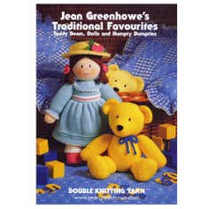 Patons Jean Greenhowe's Traditional Favourites Knitting Book