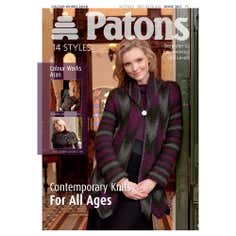 Patons Colour Works Women's Knitting Book
