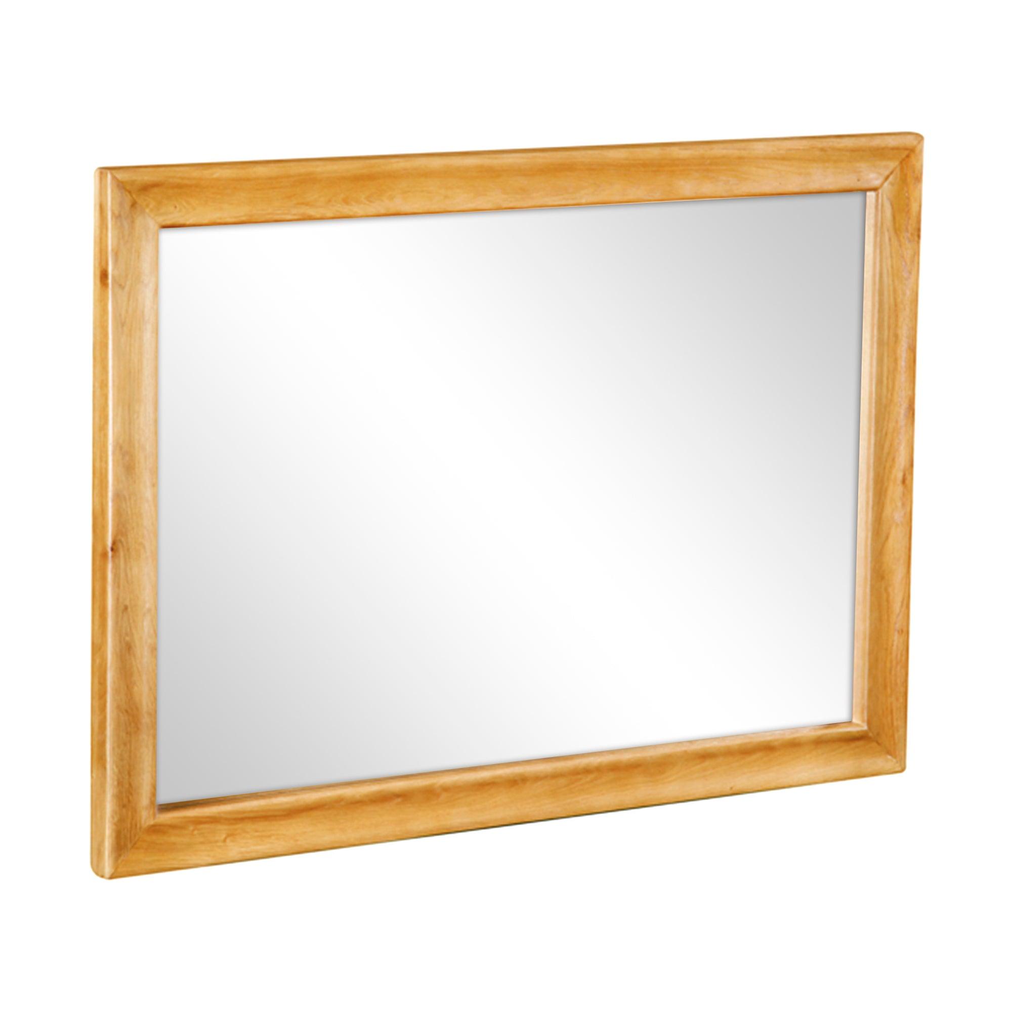 Dorchester Oak Mirror