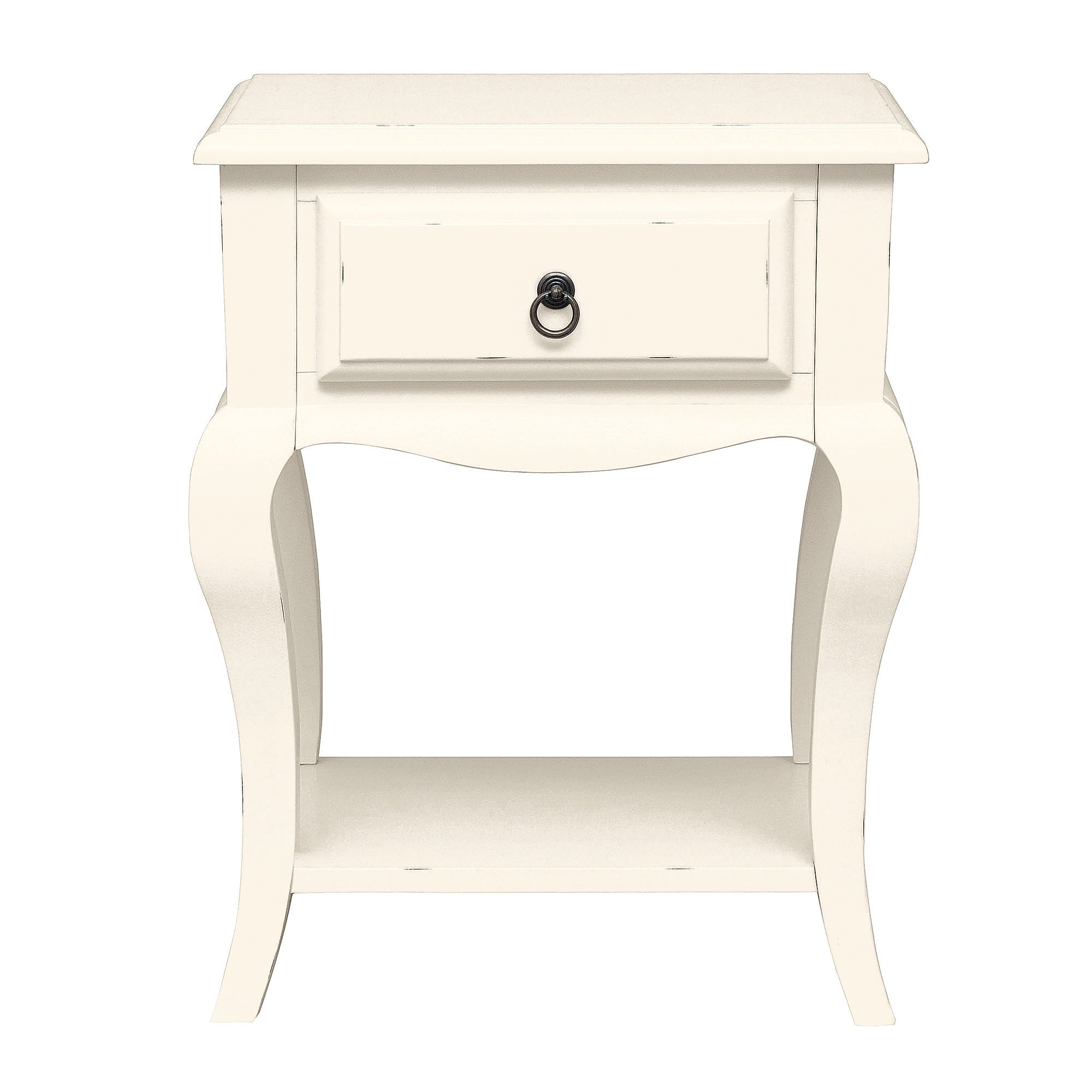 Florence Ivory Lamp Table