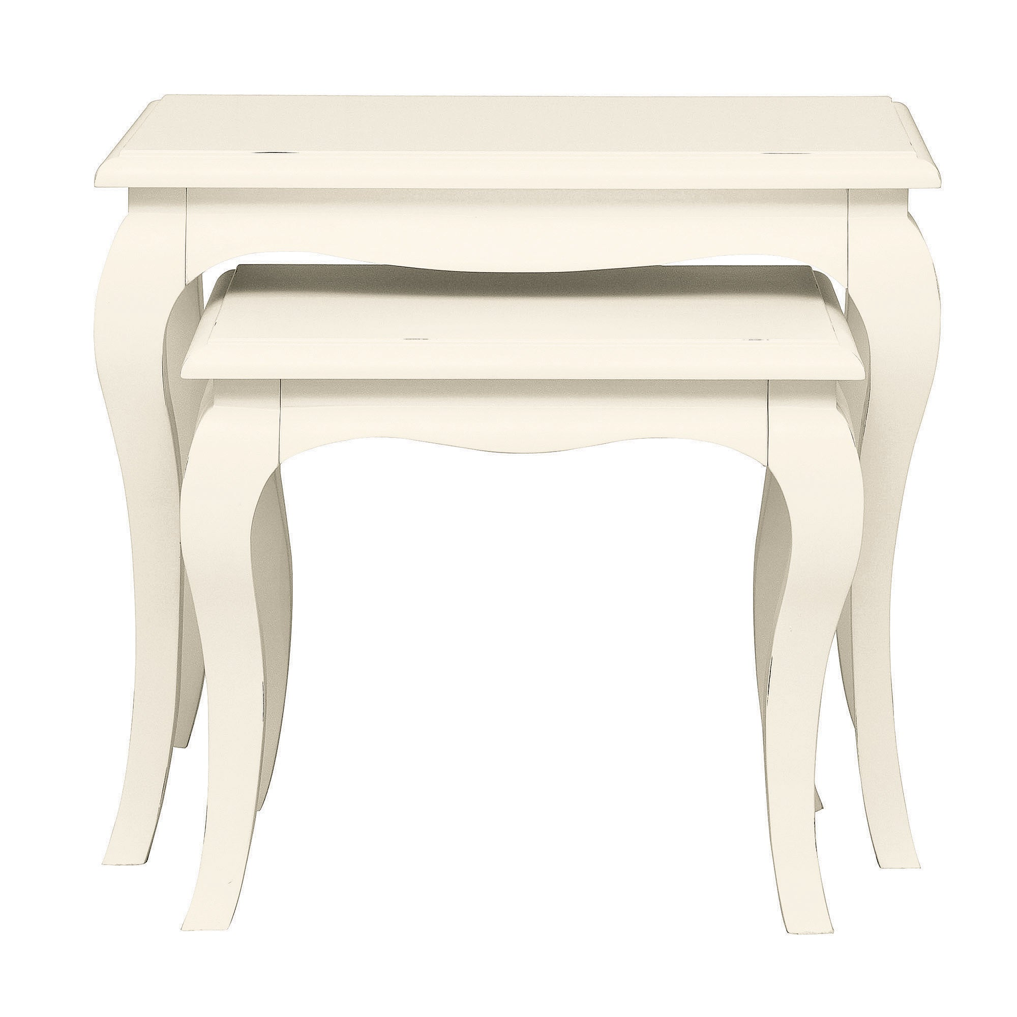 Florence Ivory Nest of Tables