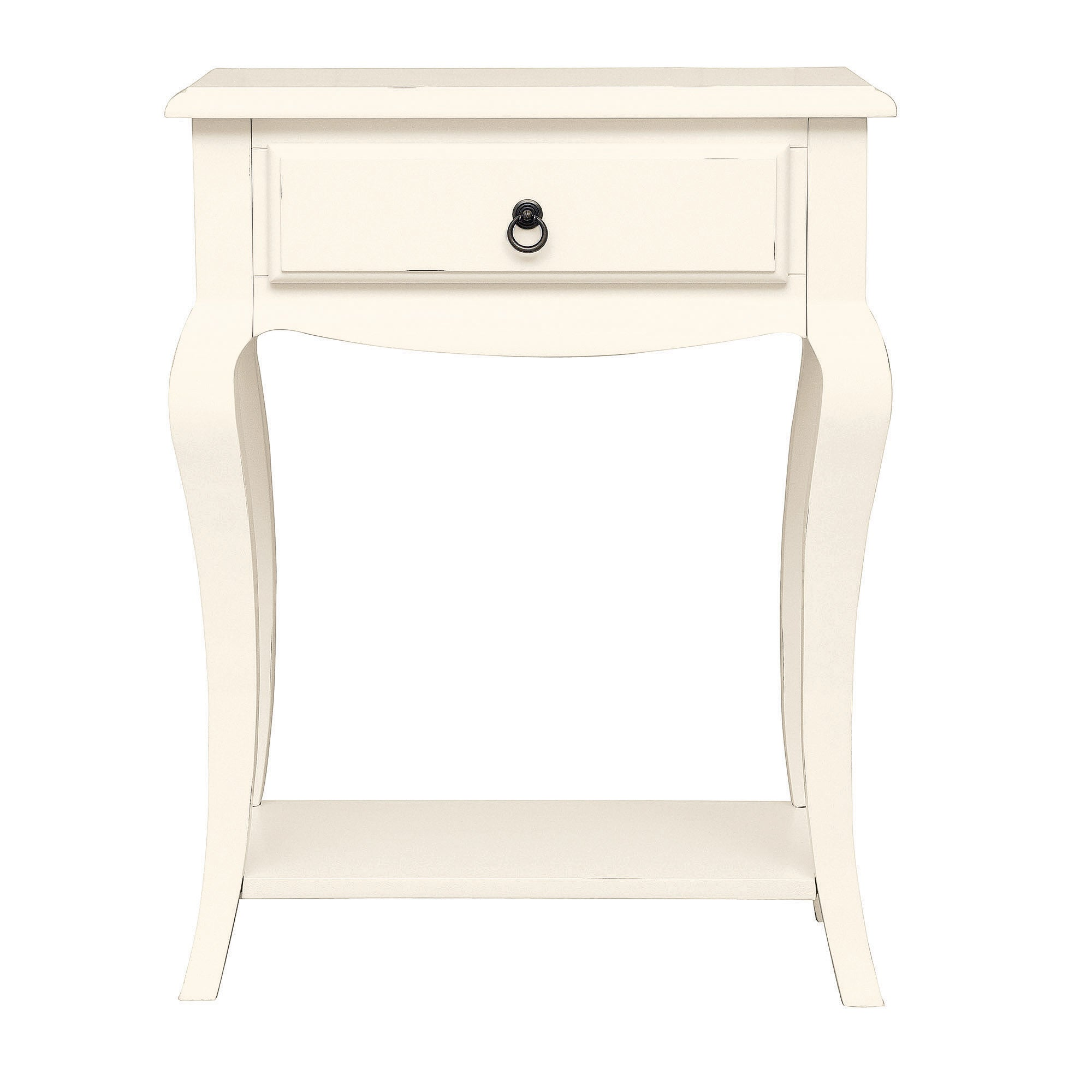 Florence Ivory Telephone Table