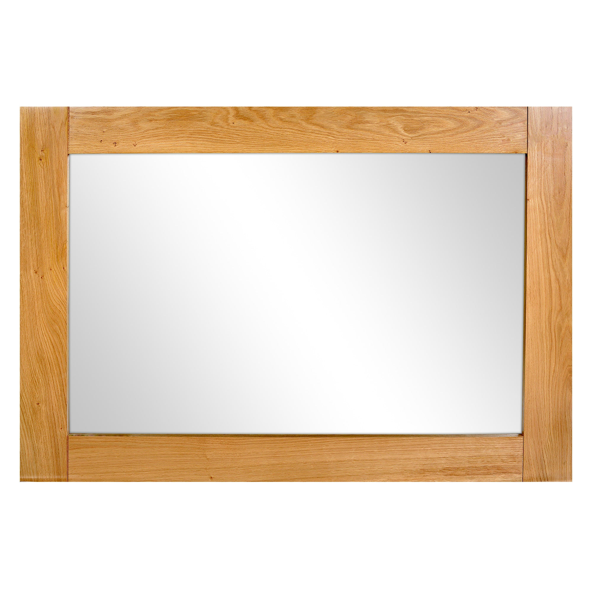 Seville Oak Mirror