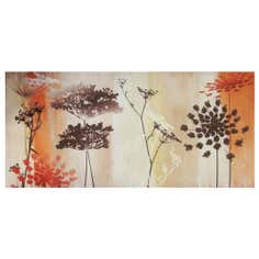 Cow Parsley Printed Canvas
